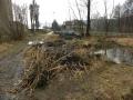 Výnos první tůně byl věnován Agroproduktu s.r.o. jako základ kořenové čistírny pod farmou v Supíkovicích